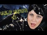 NERD NEWS 5, CATWOMAN PUNCH & JIVE!