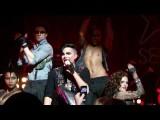 Adam Lambert FEVER Glam Nation Peoria HD