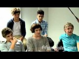 One Direction Exclusives With Fifi And Jules