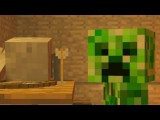 Creeper Anger Issues - Minecraft Animation