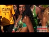 Trinidad Carnival 2011 - Swanky Tuesday Tribe Vs Island Ppl