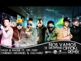 Nos Vamos De Shopping - Yaga Y Mackie Ft. Opi, Arcangel, J Alvarez, Farruko & Jory Official Remix