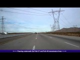 I-15 North CA , Racing Across The Mojave Desert, Victorville To Barstow, Mile 153 To Mile 185