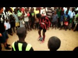 #12 Ghana Freestyle - Edgar Davids Street Soccer Tour 2010