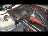 Troca Correia Dentada Hyundai Tiburon. Gravado Nos EUA