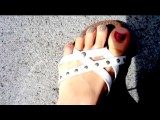 Another Day With Olga Kay - I HATE MY FEET