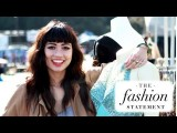 Vintage Style At The Rose Bowl Flea Market: The Fashion Statement