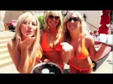 Hot 100 Bikini Contest Selection Party 1 2011 At Wet Republic Ultra Pool Las Vegas HD Video 720p