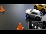 Introducing ZenWheels Micro Car - IPhone Controlled Bluetooth RC Car