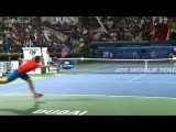 HD Roger Federer Vs Andy Murray Dubai 2012 FINAL - FULL MATCH