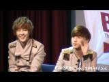 FanCam 111112 Boyfriend's Fansign Event At Daegu - Jeongmin & Minwoo Attack!!!