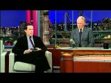 David Letterman - Ed Helms, Helicopter Pilot