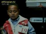 Dawit Alemayehu - Ethiopian Idol 3rd Round Saturday, March 19, 2011