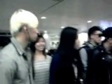 Big Bang At Tan Son Nhat Airport, Ho Chi Minh City Vietnam - Apr 13, 2012 P1
