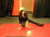 Christina Grimmie Break Dancing :D