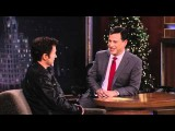 Robert Downey Jr. On Jimmy Kimmel Live PART 3
