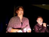 Jensen And Jared Talking About Receiving Weird Gifts From Fans - Vancon 2010 Clip 5