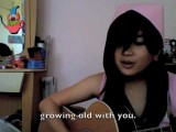 I Wanna Grow Old With You COVER