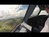 Whole Flight In 8 Minutes SBGL-SBBR