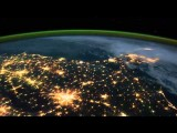 Earth -Time Lapse View From Space Fly Over -Nasa, ISS Vid By Michael König @ Koenigm.com