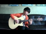 Don Ross Tight Trite Night - Sungha Jung