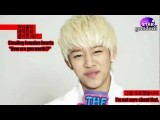 Eng. Sub Daehyun's Interview - Busan Wonbin's Sweet Song