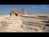 The Giza Necropolis - Aerial Video