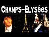 Aux Champs Elysees - A Cappella Cover French Song Trudbol & Kartiv2 Multitrack Collab With Lyrics