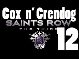 Saints Row The Third Part 12 W Cox N' Crendog - Wrestling IS Real
