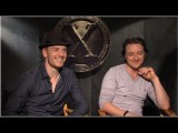 Michael Fassbender's Ginger Pride And James McAvoy's Heartthrob Drawback