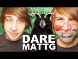 Dare MattG - 8 Parkour, Dance Time, Face Art