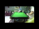 Billiard Tricks Shot