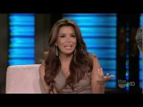 5-16-11 Eva Longoria Talks Desperate Housewives Season Finale & New Cookbook Lopez Tonight