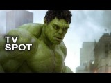 The Avengers TV Spot #7 - Hulk, Smash! - Marvel Movie 2012