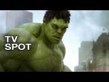 The Avengers TV Spot #7 - Hulk, Smash! - Marvel Movie 2012