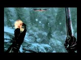 Skyrim: Hilarious Physics FAIL