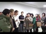 120314 Super Junior With Their Mums + Family!! @ SS4 Osaka Backstage