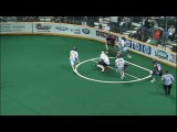 Huge Lacrosse Hit