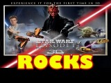Star Wars: Episode I - The Phantom Menace 3D Funny Positive Movie Review
