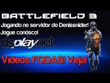 Battlefield 3 - Servidor Do Denis E Vídeos Fodas!!!
