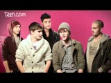 The Wanted's Interview With Teen.com