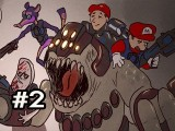 Gears Of War 3 - Walkthrough Co-Op W Kootra, Sp00n, SSoH & Nova Ep.2: I IZ WOMANZ HEAR ME ROAR