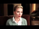 Scarlett Johansson May 2012 Behind The Scenes Cover Shoot