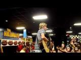 Cody Simpson At Gattitown In Lafayette, LA For 94.5 KSMB
