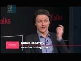 James McAvoy - Golf Cart Escapade