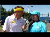 Australian Open - The Cricket And The Ball Kid Interview