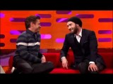 The Graham Norton Show S10e08 With Robert Downey Jr And Jude Law PART 3 5
