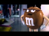 M&M Sexy And I Know It Super Bowl Commercial! 2012!