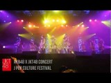 JKT48 Live Performance: AKB48xJKT48 Concert J-Pop Culture Festival