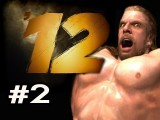 WWE 12 : Road To Wrestlemania - Outsider Story Triple H Ep.2
